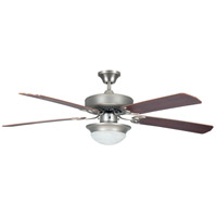 Heritage Fusion 52 inch Satin Nickel Ceiling Fan