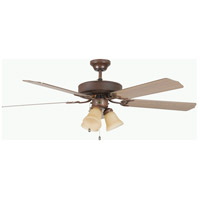Concord 52In Heritage Home Fan In Rubbed Bronze 52HEH5ERB