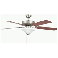 Concord 52HES5ESN Heritage Square 52 inch Satin Nickel Ceiling Fan Bowl