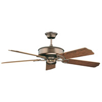 MADISON OIL BRUSHED BRONZE FAN in 52