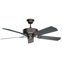 Madison 52 inch Oil Rubbed Bronze Ceiling Fan