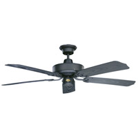 Nautika 52 inch Graphite Outdoor Ceiling Fan