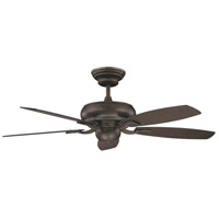 Concord 52In Roosevelt Fan In Oil Rubbed Bronze 52RS5ORB photo thumbnail