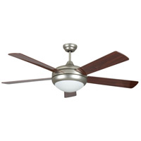 Saturn II 52 inch Satin Nickel Ceiling Fan