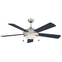 Saturn-EX 52 inch Stainless Steel Ceiling Fan