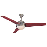 Skylark 52 inch Satin Nickel Ceiling Fan