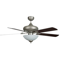 Valore Quick Connect 52 inch Satin Nickel Ceiling Fan