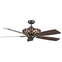 Aracruz 60 inch Oil Rubbed Bronze Ceiling Fan
