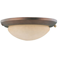 Concord Y-260A-S-OBB LOW PROFILE 2 Light OIL BRUSHED BRONZE LIGHT KIT