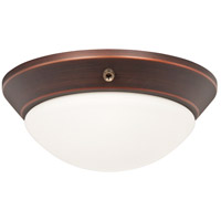 Concord Y-262A-S-ORB Twist-on 2 Light CFL Oil Rubbed Bronze Fan Light Kit