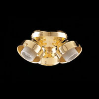 Concord Y-306CG-BB Turtle Fitter Polished Brass Parts