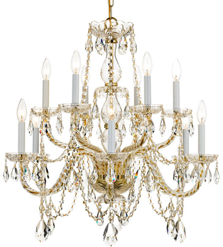 Crystorama Traditional Crystal Chandeliers