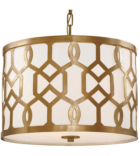 Crystorama 2265-AG Jennings 3 Light 18 inch Aged Brass Chandelier Ceiling Light in Aged Brass (AG) photo
