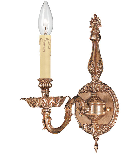 Olde Brass Signature Wall Sconces