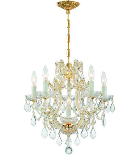 gold mini chandelier gold geometric crystorama 4405gdclsaq maria theresa light 20 inch gold mini