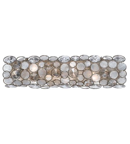 Crystorama 526 sa palla 4 light 24 inch antique silver vanity light crystorama 526 sa palla 4 light 24 inch antique silver vanity light wall light aloadofball Image collections