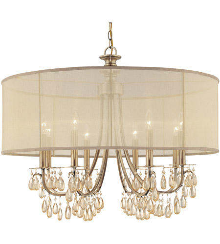 fixture pendant brass chandelier heads lighting crystal copper lustres item lamp vintage light antique