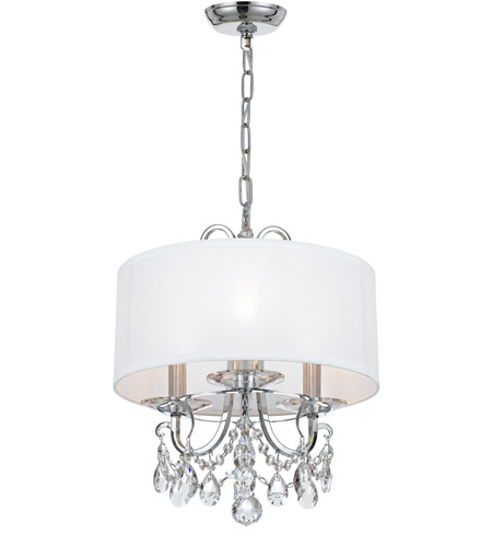 Crystorama 6623 ch cl mwp othello 3 light 15 inch polished chrome crystorama 6623 ch cl mwp othello 3 light 15 inch polished chrome mini chandelier ceiling light in polished chrome ch clear hand cut aloadofball Images
