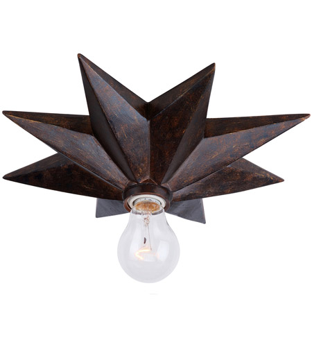 Crystorama 9230-EB_CEILING Astro 1 Light 12 inch English Bronze Flush Mount Ceiling Light photo