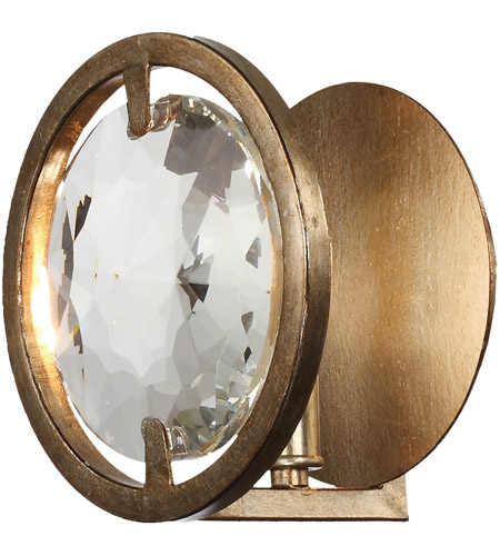 Crystorama QUI-7621-DT Quincy 1 Light 7 inch Distressed Twilight Wall Sconce Wall Light photo