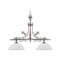 Crystorama Manchester Island Light in Pewter 1392-PW
