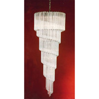 Crystorama Signature 7 Light Chandelier in Chrome 2402-15-CHR