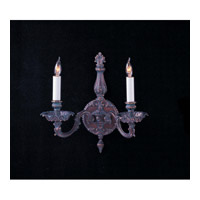 Crystorama Novella Wall Sconce in Bronze Patina 2402-BP photo thumbnail