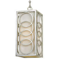 Crystorama 280-SA Graham 1 Light 7 inch Antique Silver Pendant Ceiling Light