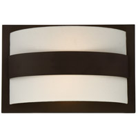 Grayson 2 Light 15 inch Dark Bronze Wall Sconce Wall Light in Dark Bronze (DB), Cream Linen
