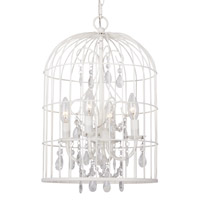 Paris Market 4 Light 12 inch Matte White Lantern Ceiling Light