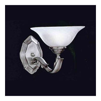 Signature 1 Light 8 inch Pewter Wall Sconce Wall Light