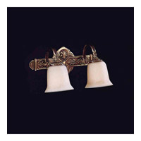 Signature 2 Light 13 inch Antique Brass Wall Sconce Wall Light in Antique Brass (AB)