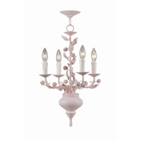 Signature 4 Light 15 inch Blush Vanity Light Wall Light