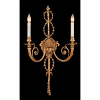 Signature 2 Light Olde Brass Wall Sconce Wall Light