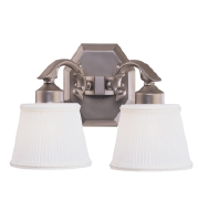 Crystorama Cast Bath Bathroom Lights 672-SN
