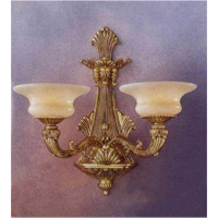 Signature 2 Light 14 inch Bronze Wall Sconce Wall Light