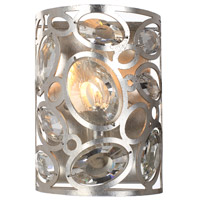 Crystorama 7581-DT Sterling 1 Light 6 inch Distressed Twilight Wall Sconce Wall Light photo thumbnail