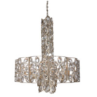 Crystorama Sterling 10 Light Chandelier in Distressed Twilight 7589-DT