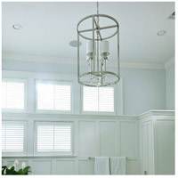 Crystorama 8104-PN Paxton 4 Light 27 inch Polished Nickel Chandelier Ceiling Light alternative photo thumbnail