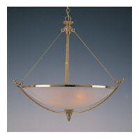 Signature 6 Light 32 inch Polished Brass Chandelier Ceiling Light in Polished Brass (PB)