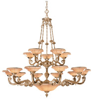 Crystorama 879-WH Signature 20 Light 56 inch Weathered Patina Chandelier Ceiling Light