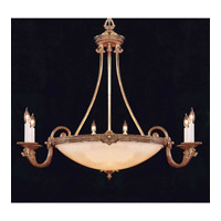 Signature 9 Light Olde Brass Chandelier Ceiling Light