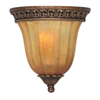 Crystorama Yorktown 1 Light Wall Sconce in Espresso 9310-ES photo thumbnail