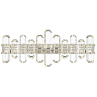 Crystorama BOL-8883-PN Bolton 3 Light 24 inch Polished Nickel Bathroom Vanity Wall Light in Polished Nickel (PN)