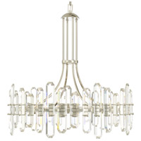 Crystorama BOL-8889-PN Bolton 12 Light 31 inch Polished Nickel Chandelier Ceiling Light