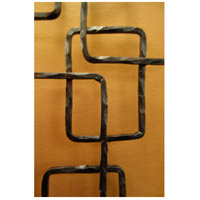 Crystorama 322-RS Lattice 2 Light 10 inch Raw Steel Wall Sconce Wall Light alternative photo thumbnail