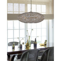 Crystorama Solstice 6 Light Chandelier in Antique Silver 347-SA alternative photo thumbnail
