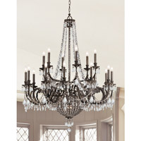 Crystorama 5169-EB-CL-MWP Vanderbilt 23 Light 44 inch English Bronze Chandelier Ceiling Light alternative photo thumbnail