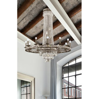 Crystorama 5269-EB-CL-MWP Mercer 16 Light 43 inch English Bronze Chandelier Ceiling Light in English Bronze (EB) alternative photo thumbnail