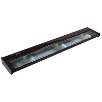 CSL Lighting NCAX-120-24BZ New Counter Attack 120V Xenon 24 inch Bronze Undercabinet Light
